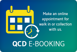 QCD E-Booking