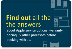 Apple service options